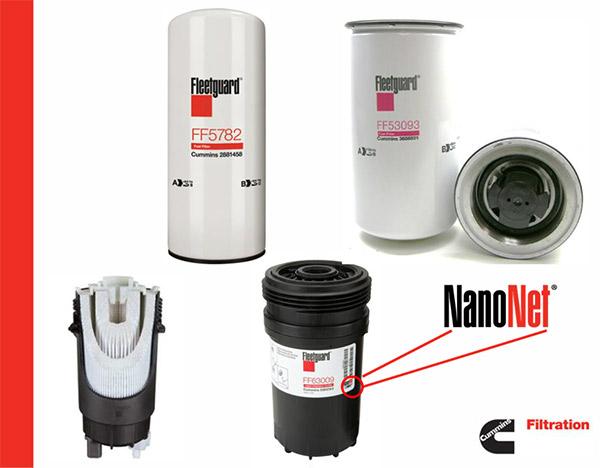 Фильтры NanoNet, Fleetguard